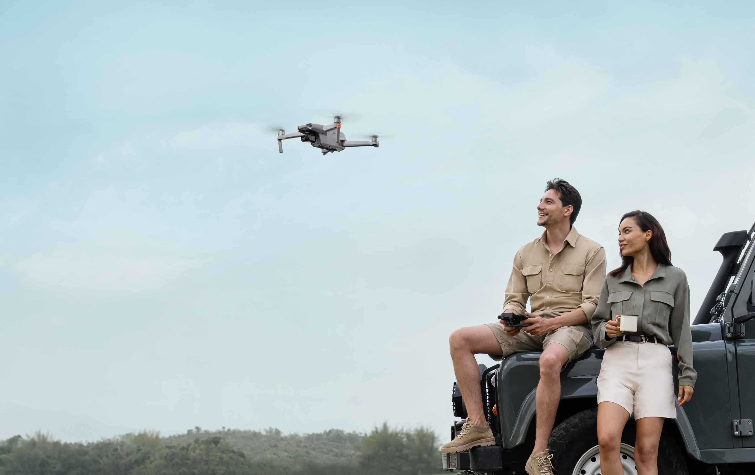 Setting the Record Straight on DJI Drone Data Security